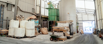 石膏ボードリサイクル